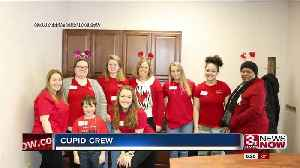 Cupid's Crew hopes senior citizens are remembered on Valentine's Day [Video]