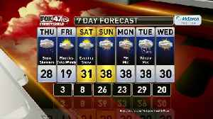 Brett's Forecast 2-12 [Video]