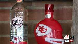 50 years later, McCormick Distilling Company makes 2nd limited-edition Chiefs spirit [Video]