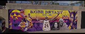 New Kobe Bryant mural in Las Vegas [Video]