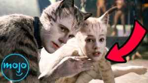 Top 10 Worst Movie CGI Mistakes [Video]