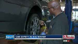 Experts offer car maintenance tips ahead of cold blast headed to region [Video]