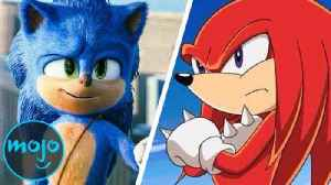 Top 10 Biggest Easter Eggs in the Sonic Movie [Video]
