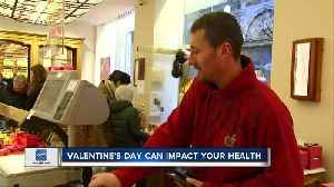 Valentine's Day can be a stressful holiday for some [Video]