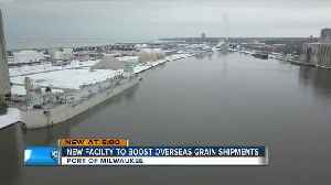 $31 million export facility at Port of Milwaukee to help Wisconsin farmers [Video]