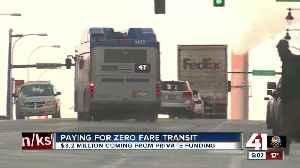 Zero-fare bus funding plan raises concern [Video]