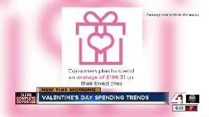 Valentine's Day spending trends [Video]