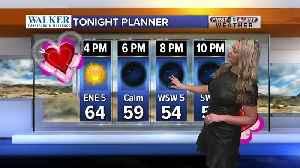 13 First Alert Las Vegas evening forecast | Feb. 14, 2020 [Video]