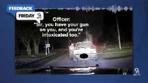 Feedback Friday: Did Cincinnati officer get special treatment in OVI arrest? [Video]