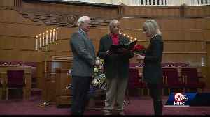 Unity Temple hosts couples wanting to marry, renew their vows [Video]
