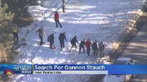 Search For Gannon Stauch Continues In Douglas County [Video]