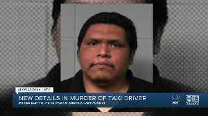 New details in 2019 murder of taxi driver [Video]