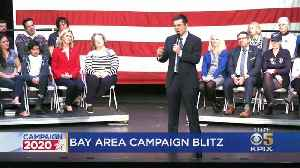 Democratic Presidential Candidates Hold Bay Area Events Ahead Of CA Primary [Video]
