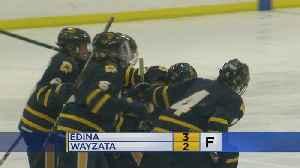 H.S. Girls' Hockey Highlights From Feb. 14, 2020 [Video]