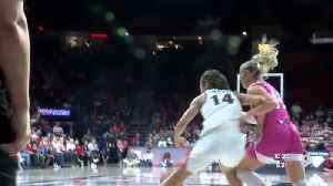 News video: Arizona Women Defeat Washington 64-53