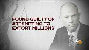 Former Stormy Daniels Lawyer Michael Avenatti Convicted In Nike Extortion Trial [Video]