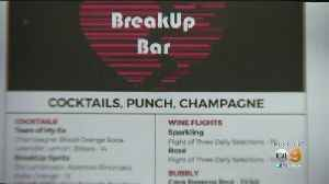 Celebrate Valentine's Day With Weddings, Flowers — Or At The Breakup Bar [Video]