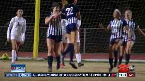Five teams advance in girl's soccer semi-finals [Video]