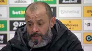 News video: Nuno on VAR: Something has to be done