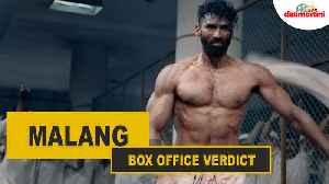 Malang Box Office Verdict   #TutejaTalks [Video]