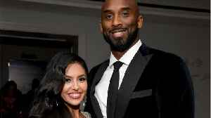 Vanessa Bryant's First Valentine's Day Without Kobe & Gianna [Video]