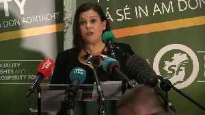 Mary Lou McDonald blasts 'arrogant' election rivals [Video]