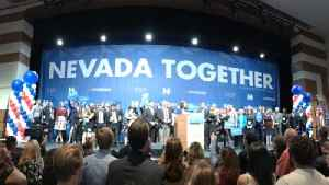 Nevada caucus early voting kicks off; Dem presidential candidates visit Vegas [Video]