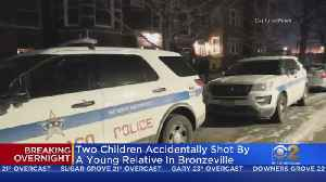 News video: Child Accidentally Shoots Two Others In Bronzeville