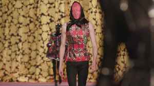 London Fashion Week 2020: Richard Quinn shows latest collection [Video]