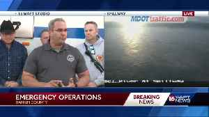 Rankin County officials provide update on flooding emergency [Video]