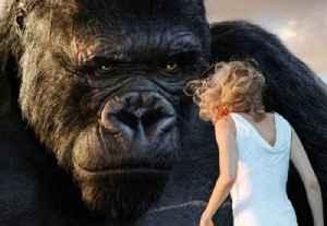 King Kong Movie (2005) Naomi Watts, Jack Black, Adrien Brody [Video]
