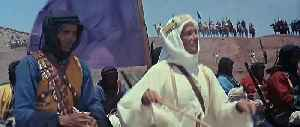 Lawrence of Arabia movie (1962) Peter O'Toole, Alec Guinness, Anthony Quinn [Video]