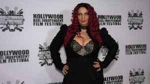 Alice Amter 2020 Hollywood Reel Independent Film Festival Red Carpet Fashion [Video]