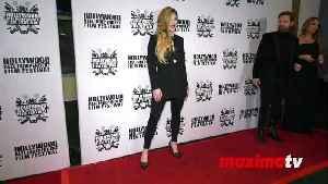 Maria Gabriela Cardenas 2020 Hollywood Reel Independent Film Festival Red Carpet Fashion [Video]