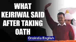 Kejriwal 'forgives' opponents, defends freebies, seeks PM's blessings| OneIndia News [Video]