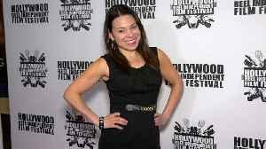 Gloria Garayua 2020 Hollywood Reel Independent Film Festival Red Carpet [Video]