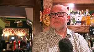 Local pub owner pays tribute to Caroline Flack [Video]