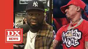 50 Cent Says He Would Never Respond To Nick Cannon [Video]