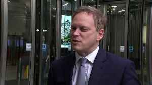 Grant Shapps on HS2 and death of Caroline Flack [Video]