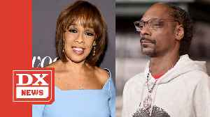 Gayle King Accepts Snoop Dogg's Public Apology [Video]