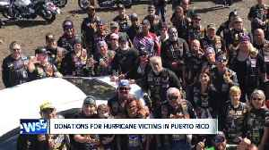 Latin American motorcycle group in Lorain collects donations for Hurricane Maria victims in Puerto Rico [Video]