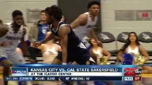 CSUB men's basketball falls to Kansas City [Video]