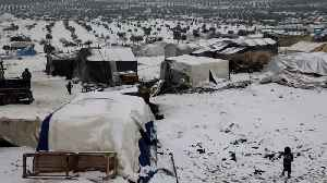 A new catastrophe looms in Syria's dead of winter [Video]