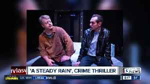 'A Steady Rain' Interview on Feb. 16 [Video]
