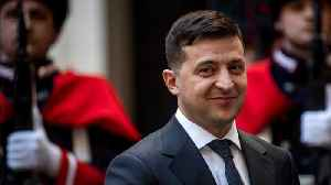 Zelensky Wants People To Stop Thinking Ukraine Is A Corrupt Country [Video]