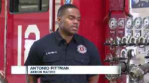 Former Ohio State running back finds new career saving lives in Ohio [Video]