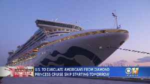 News video: North Texas Couple Onboard Quarantined Cruise Ship To Return Home Sunday