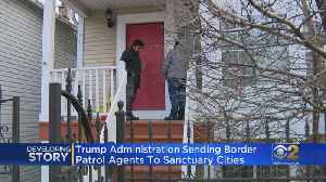 Chicago Communities On Alert For Border Patrol Agents [Video]