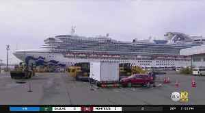 Americans Quarantined On Cruise Ship In Japan Over Coronavirus Concerns Awaiting Evacuation [Video]