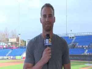 Mets Center Fielder Brandon Nimmo Talks Injury, Trade Talks & World Series Hopes [Video]